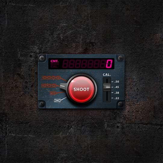 TriggerHappyButton トリガーハッピーボタン