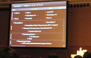 CSS nite in SENDAI / 東北Webサミットの様子1